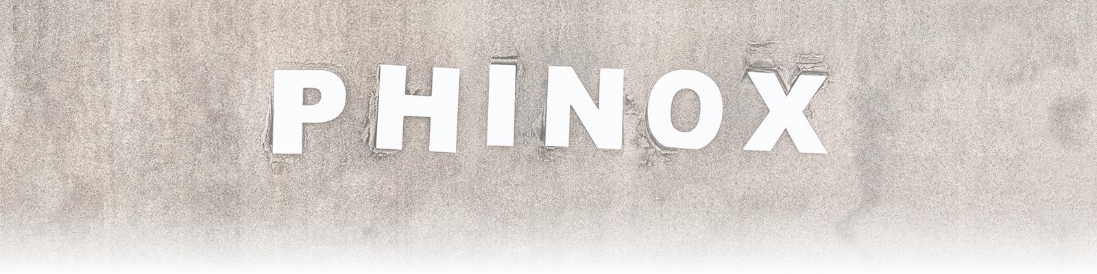 Phinox Verbetermanagement en Interim-manager pagina afbeelding